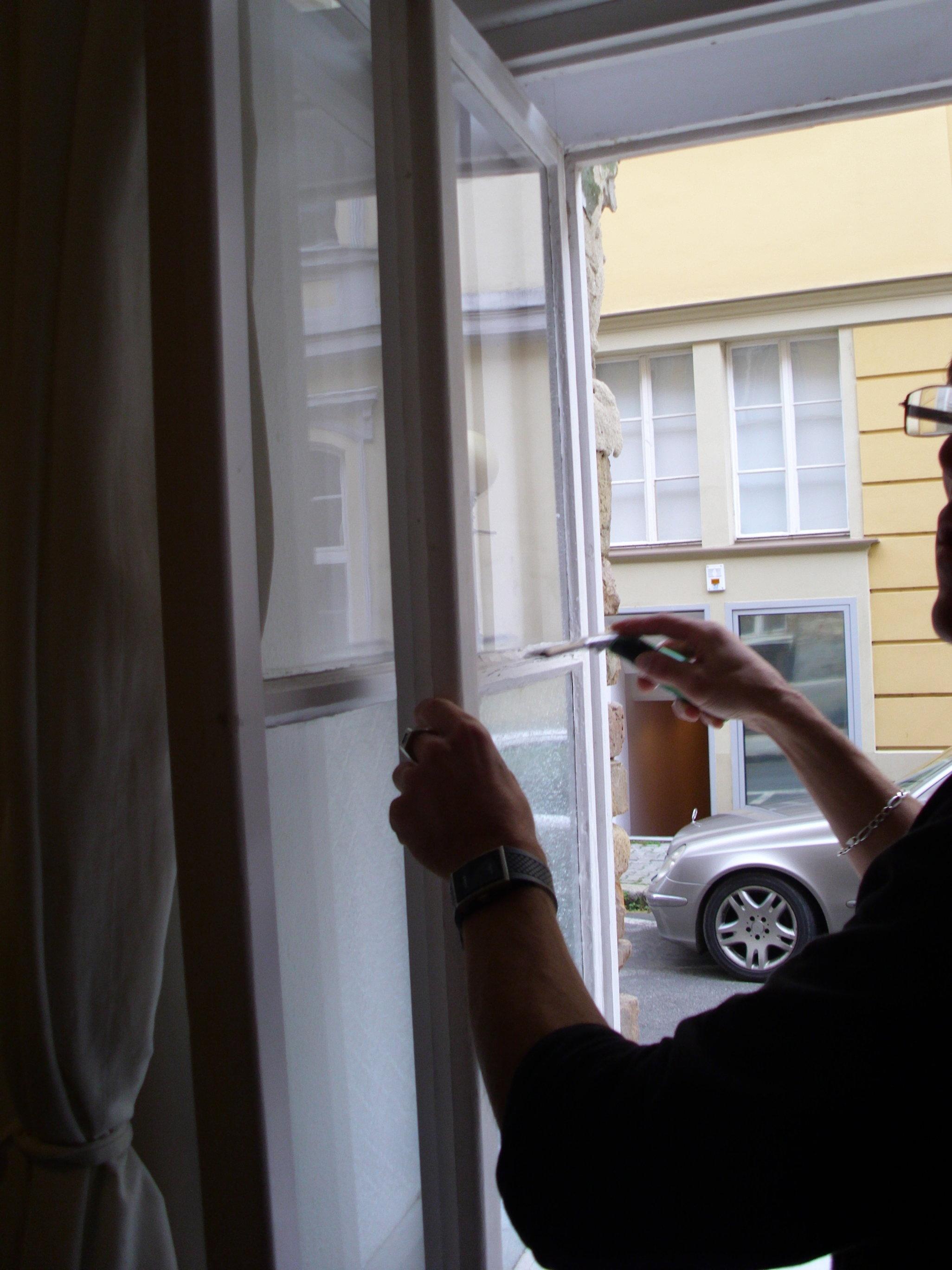 Umývanie okien v byte, domácnosti Žilina
