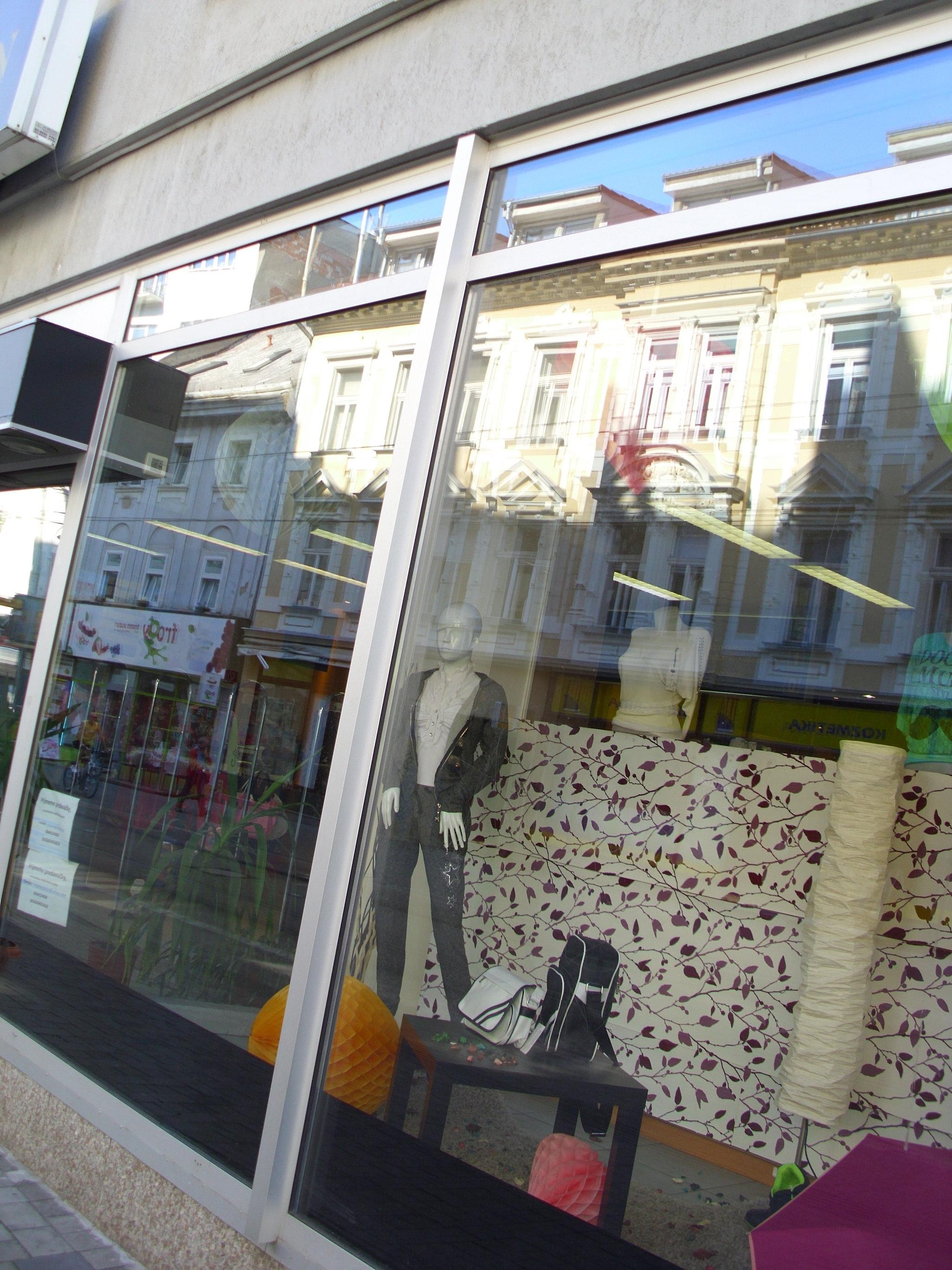 Umývanie okien domácností a firiem Žilina
